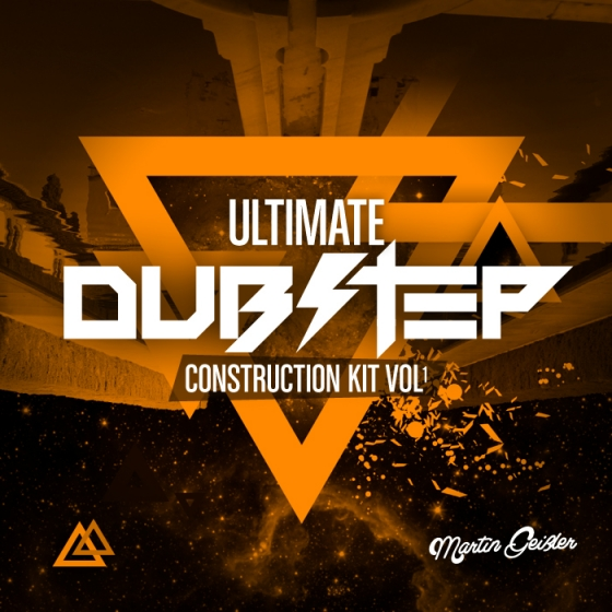AudioBoost Ultimate Dubstep Construction Kits Vol 1 WAV MiDi